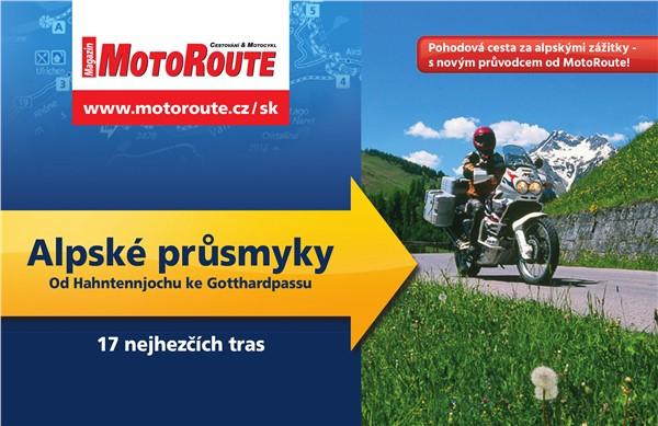 Alpské průsmyky - 17 nejhezčích tras b34fad9157