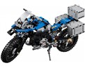 BMW R 1200 GS Adventure - stavebnice Lego Technic 42063