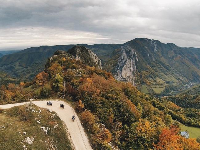 Motorkářský průvodce po Rumunsku