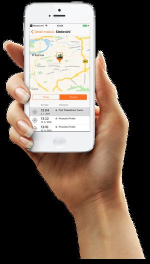 Trackito app